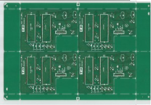 PCB producción 2 mod